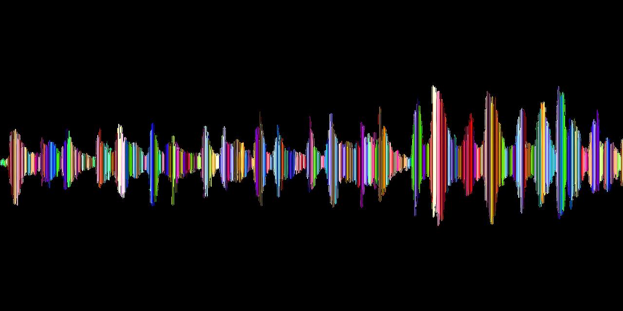 audio visual web art projects